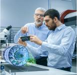 Investimentos robustos em pesquisa e inovação
